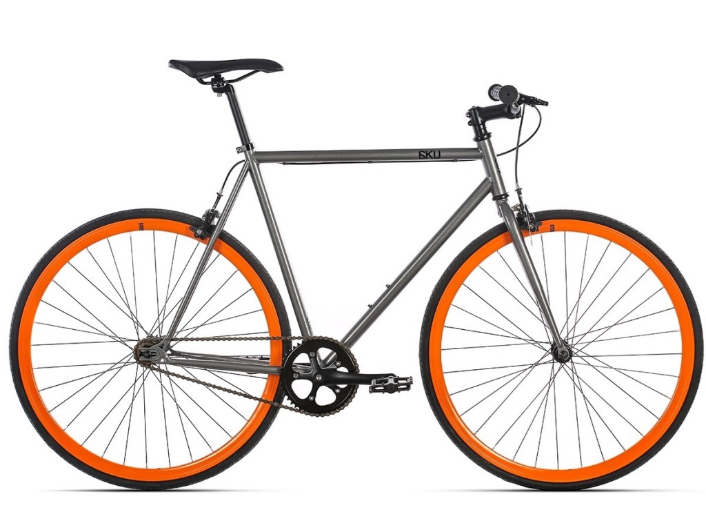 Fixed Gear Bike 6KU Barcelona