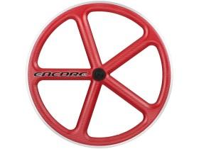 Rueda Fixie Encore Color Rojo