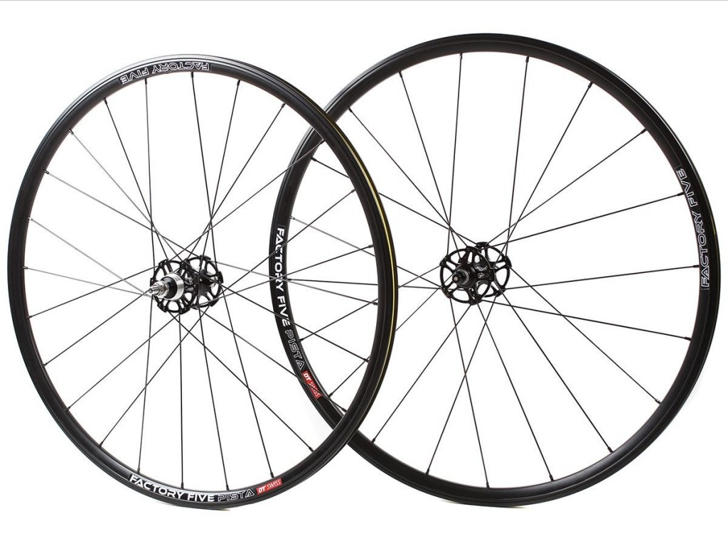 Wheelset Fixie Factory 5 Pista