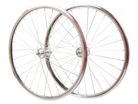 Wheelset Fixie Novatec Metal