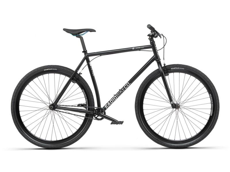 Urban Bike Radio DIVIDE Black