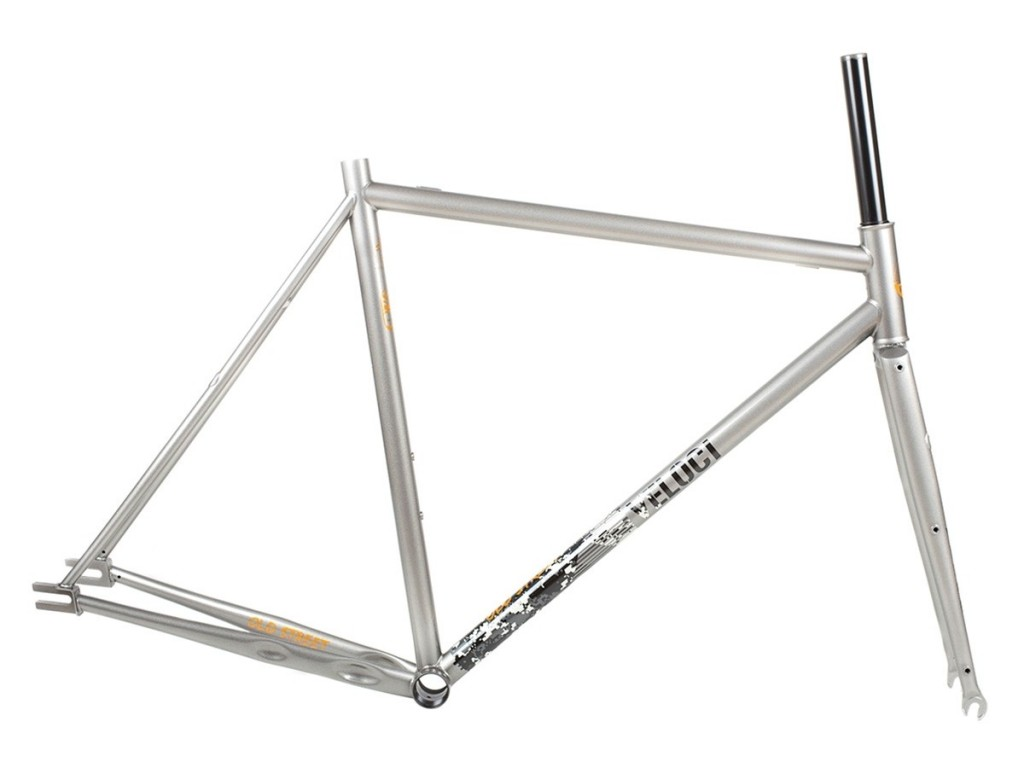 Fixed Gear Frame Veloci OLD...