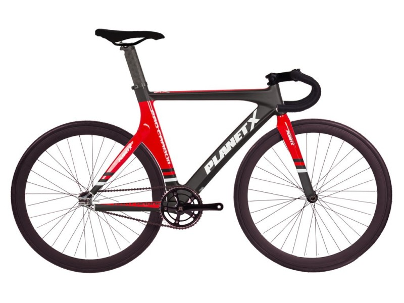 Fixed Gear Bike Planet X...